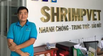 UA Ph.D. graduate Loc Tran at his research laboratory in Ho Chi Minh City, Vietnam. (Photo courtesy Loc Tran).
