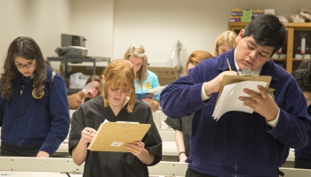 Teaching Emphasis Degree in the College of Agriculture and Life Sciences, University of Arizona