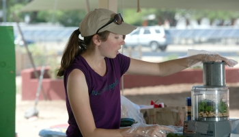 Dietetics Emphasis Degree in the College of Agriculture and Life Sciences, University of Arizona