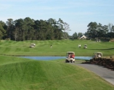 CALS Science Keeps Fairways Green With Less Water
