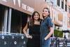 Brenna Doyle and Kami Strander at NYFW Sping 2020 Shows.